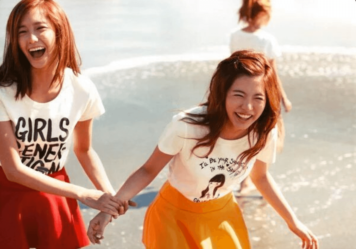 ... years, here's the true meaning behind Girls' Generation's name Best Friends Holding Hands Girls