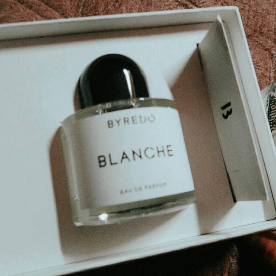 Chanyeol chose this perfume brand for his fans.