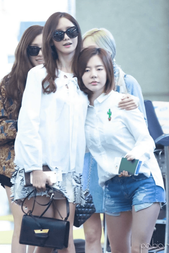 Sunny and Yoona