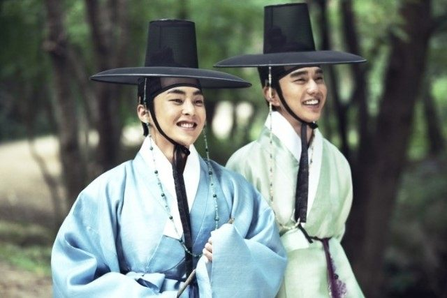 Xiumen and Yoo Seung Ho