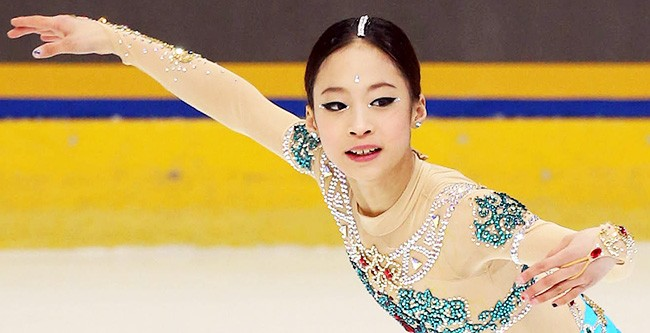 The New Kim Yuna is Here, And Shes Only 12