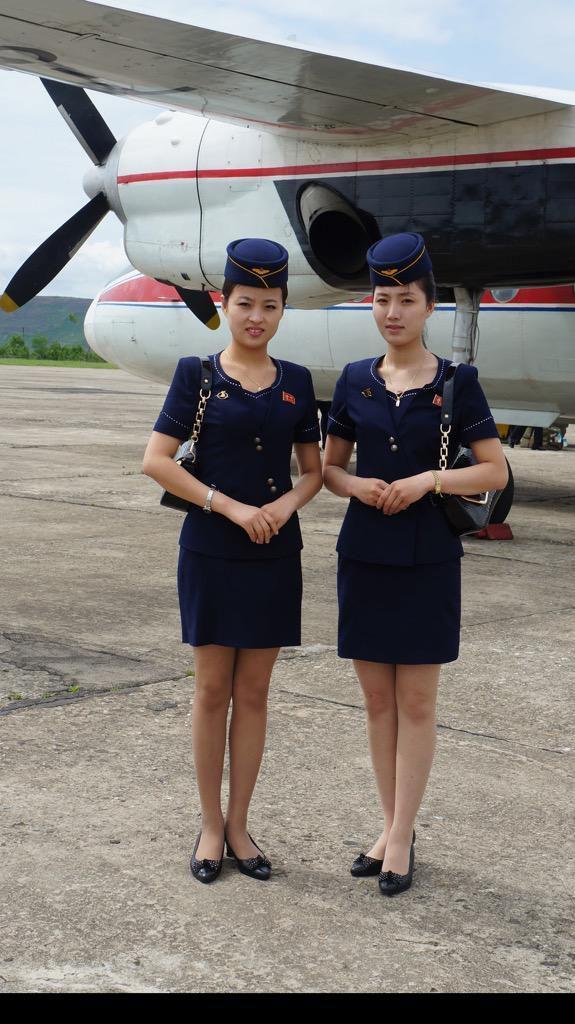 air-koryo-flight-attendants