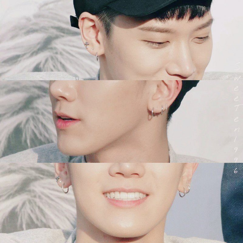 This Sm Idol Has 11 Piercings On His Ears Alone Koreaboo