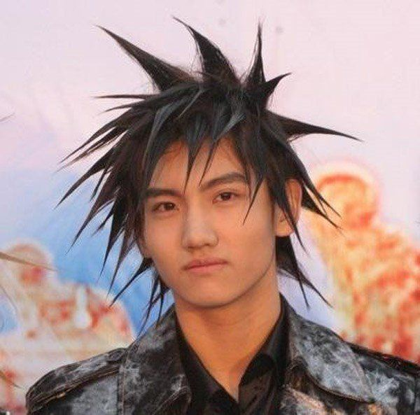 hairstyle- changmin