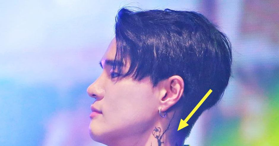 7b0105aac Dean Has A Wild New Neck Tattoo - Koreaboo