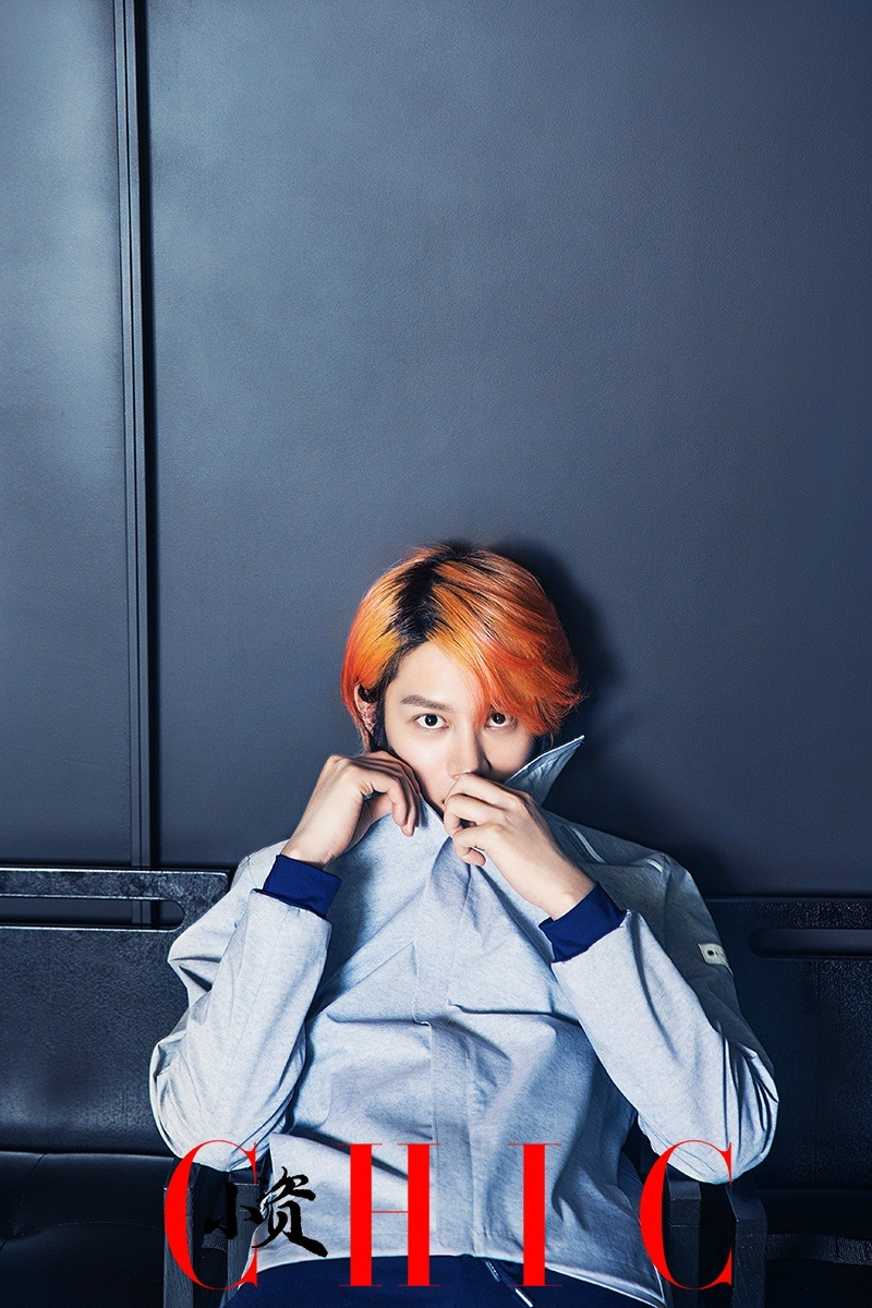 Super Junior's Kim Heechul