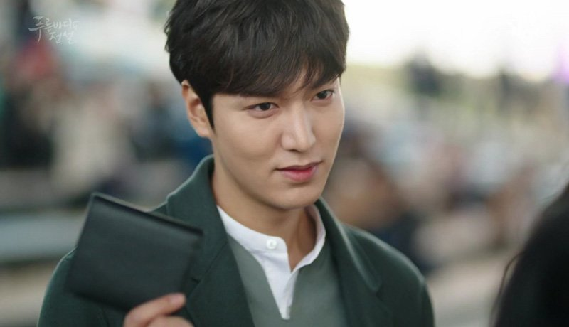 Lee Min-ho in Legend of the Blue Sea