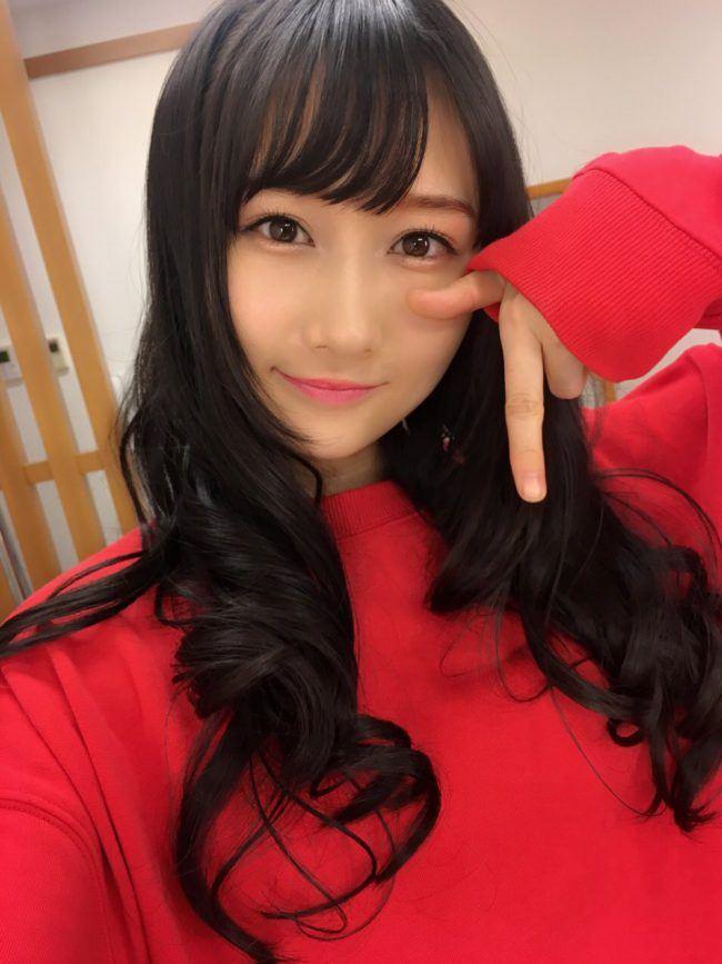 NMB48 Team M's Fūko Yagura