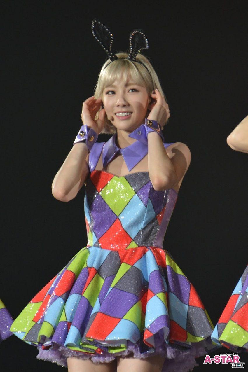Taeyeon- SNSD