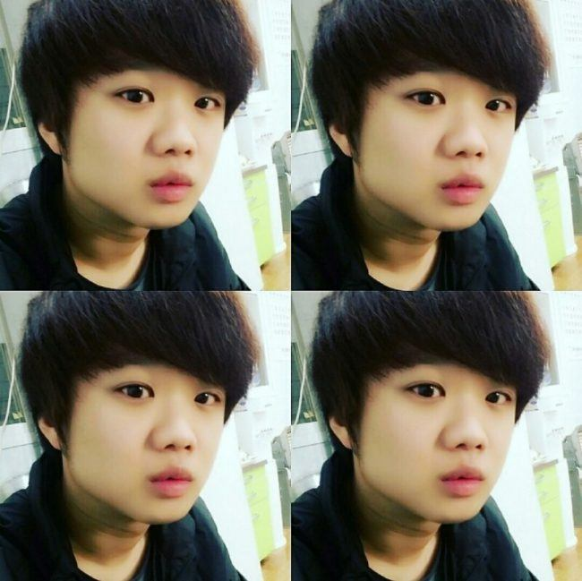 Seok Daehwan trainee