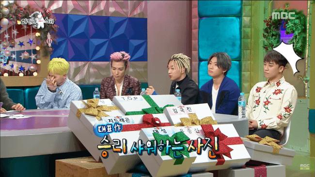 Taeyang talking about