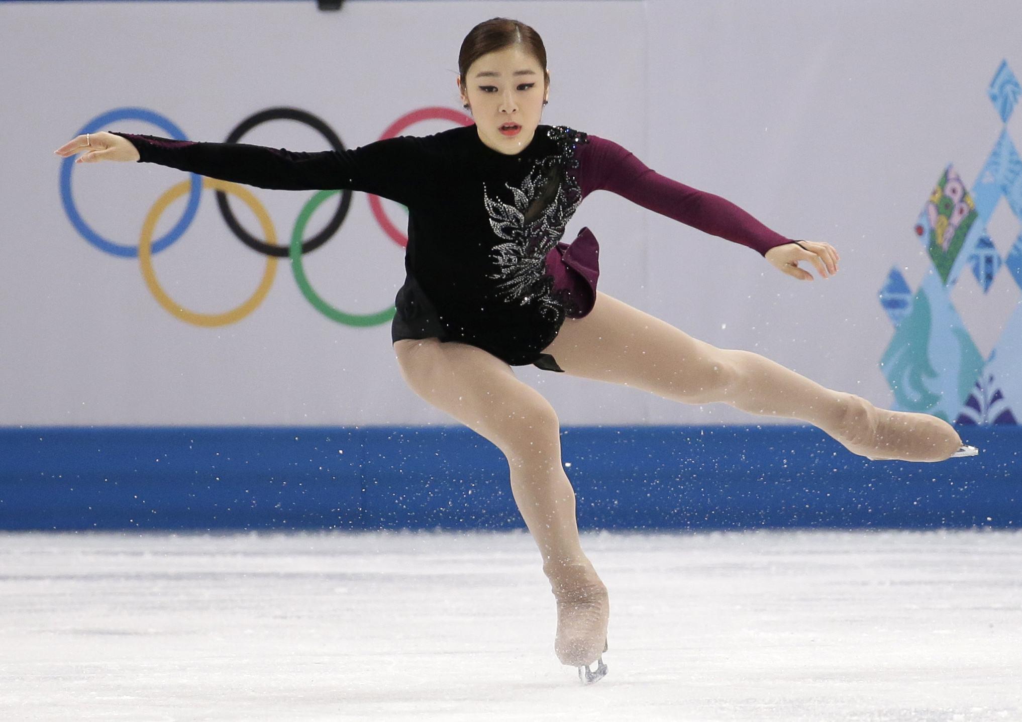 Yuna's silver winning performance.