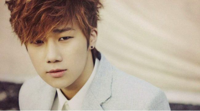 Sunggyu of INFINITE