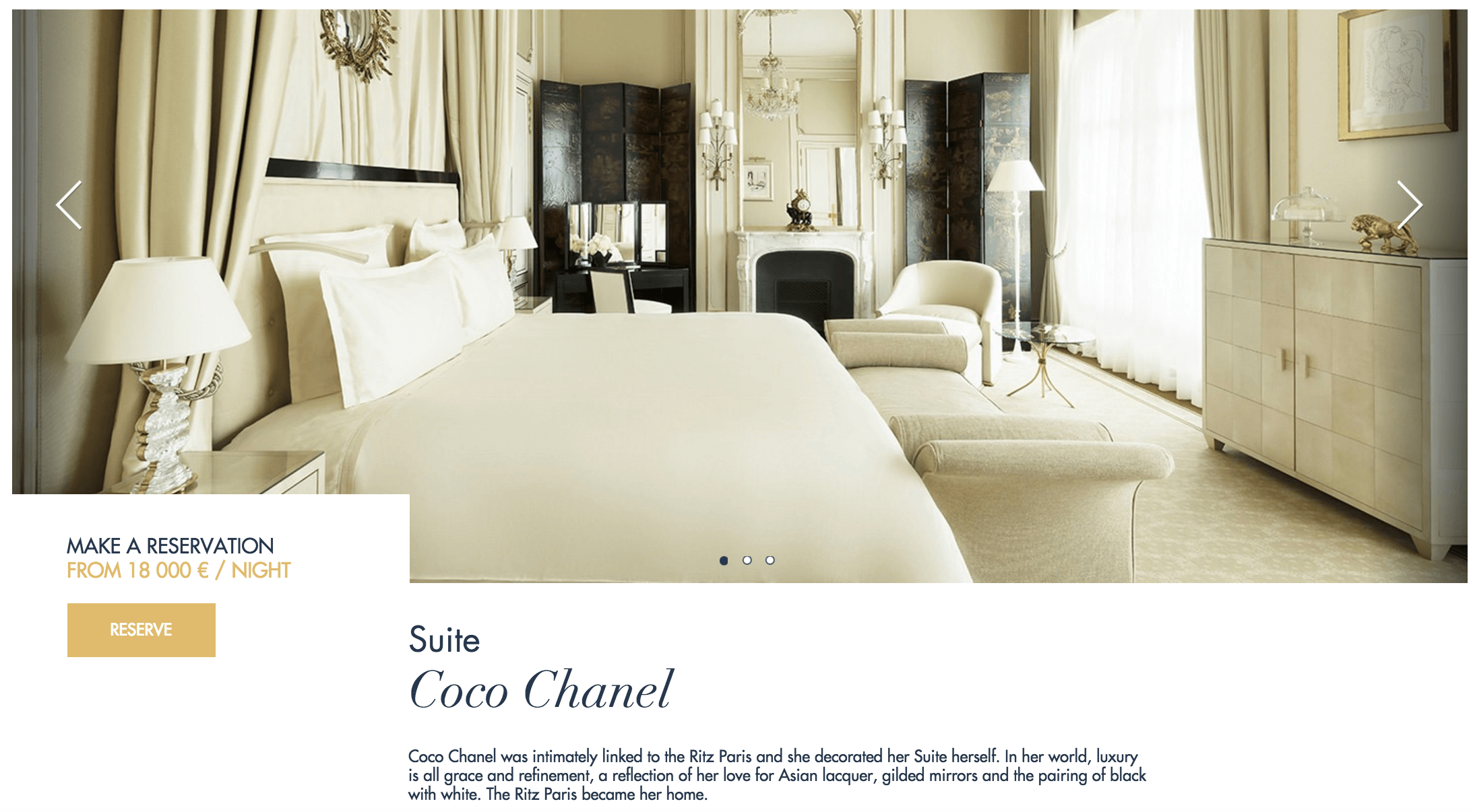 http://www.ritzparis.com/en-GB/luxury-hotel-paris/prestige-suites/coco-chanel-suite