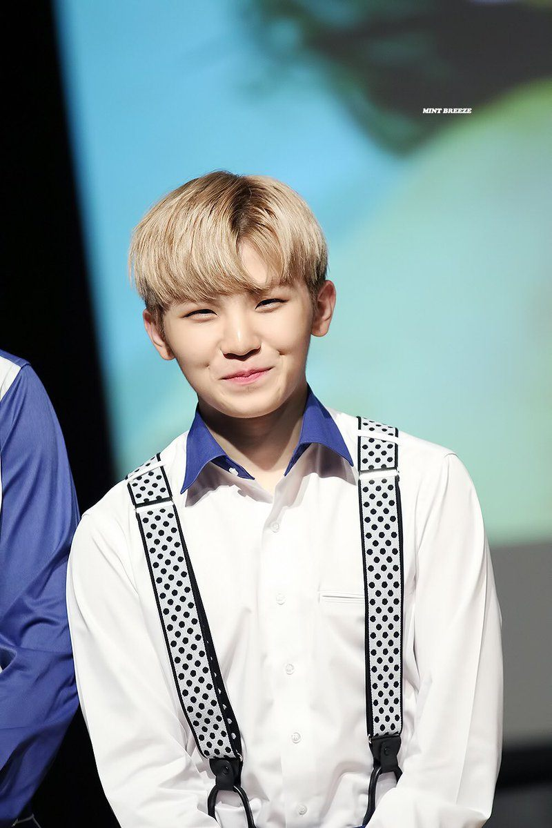 17 Times SEVENTEEN Woozi's Cuteness Was Too Much To Handle