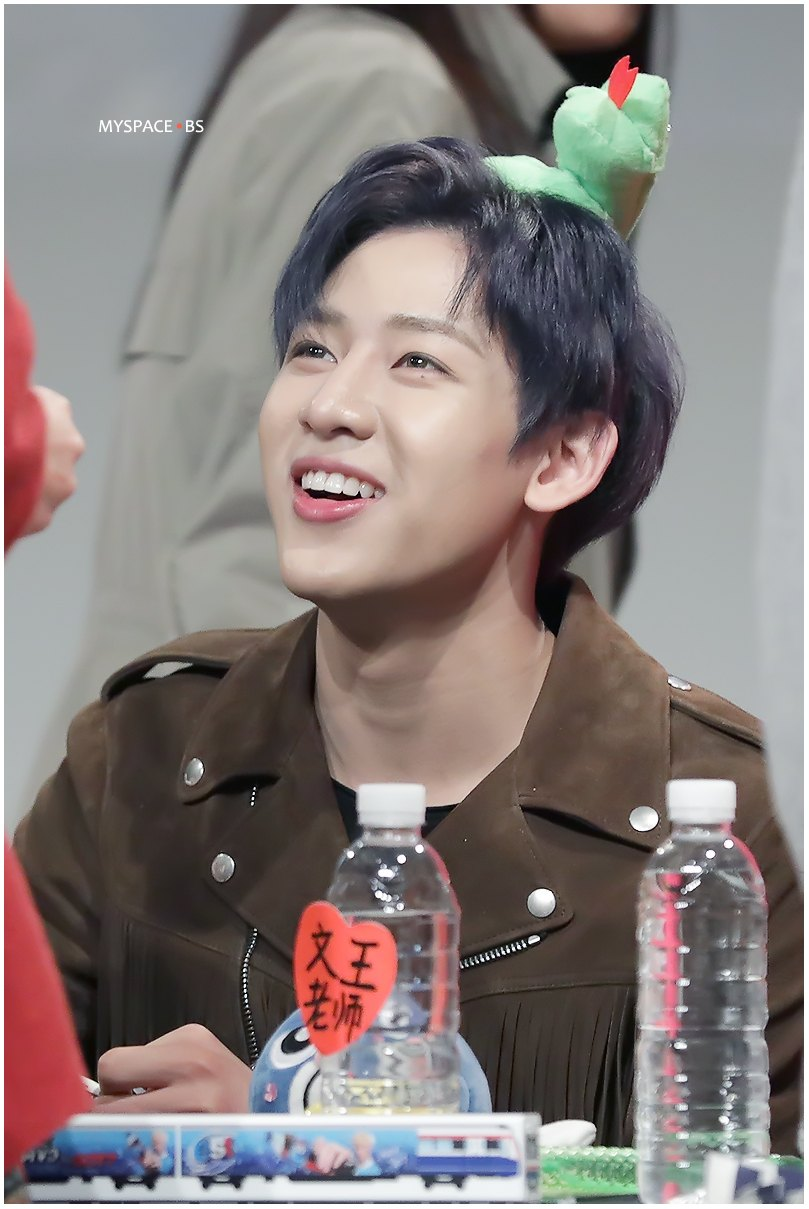BamBam's such a joker and loves making other people laugh