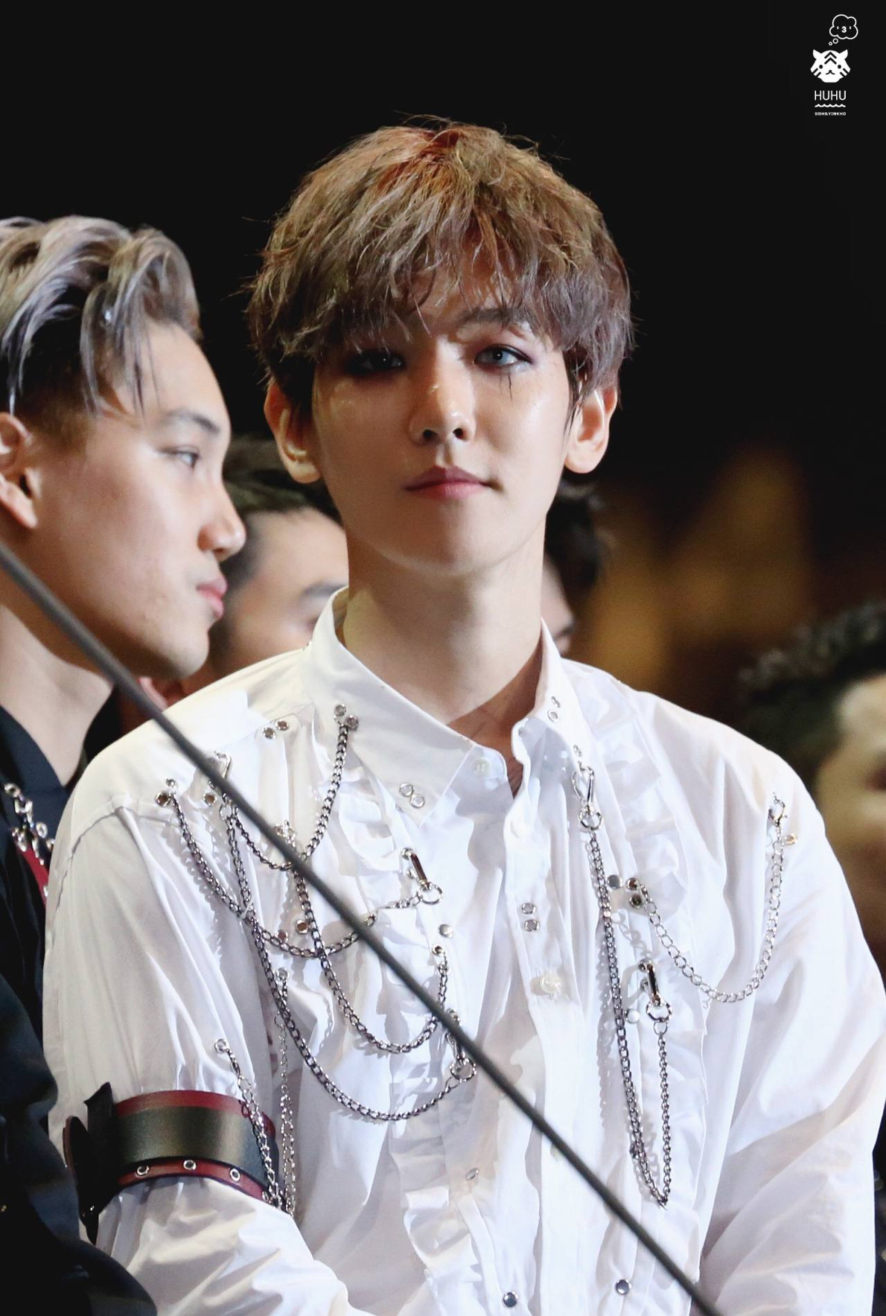 7 Amazing Photos Of Baekhyun S Quot Vampire Prince Quot Look From Mama