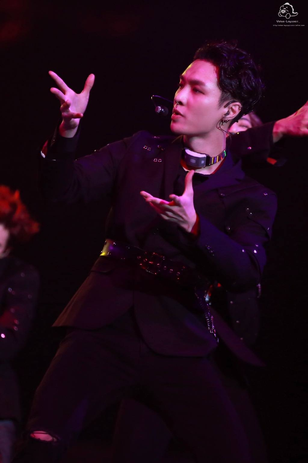 Lay's performances are always crisp and clean
