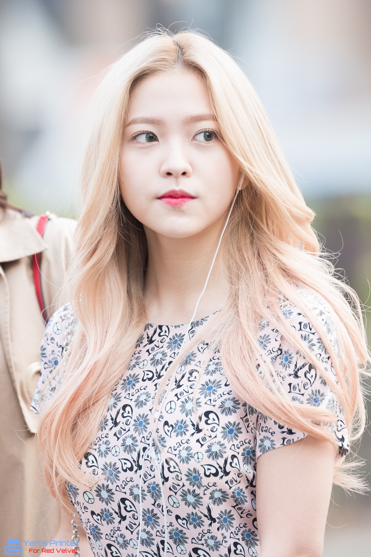 Red Velvet Yeri