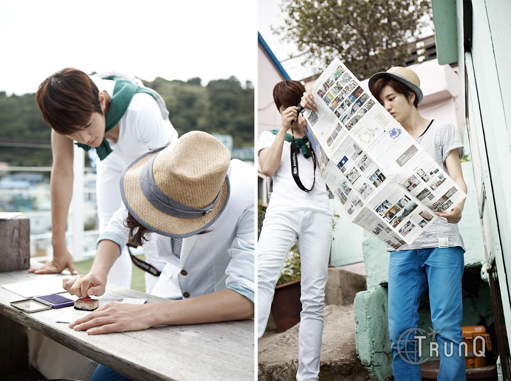 INFINITE L and Sungjong