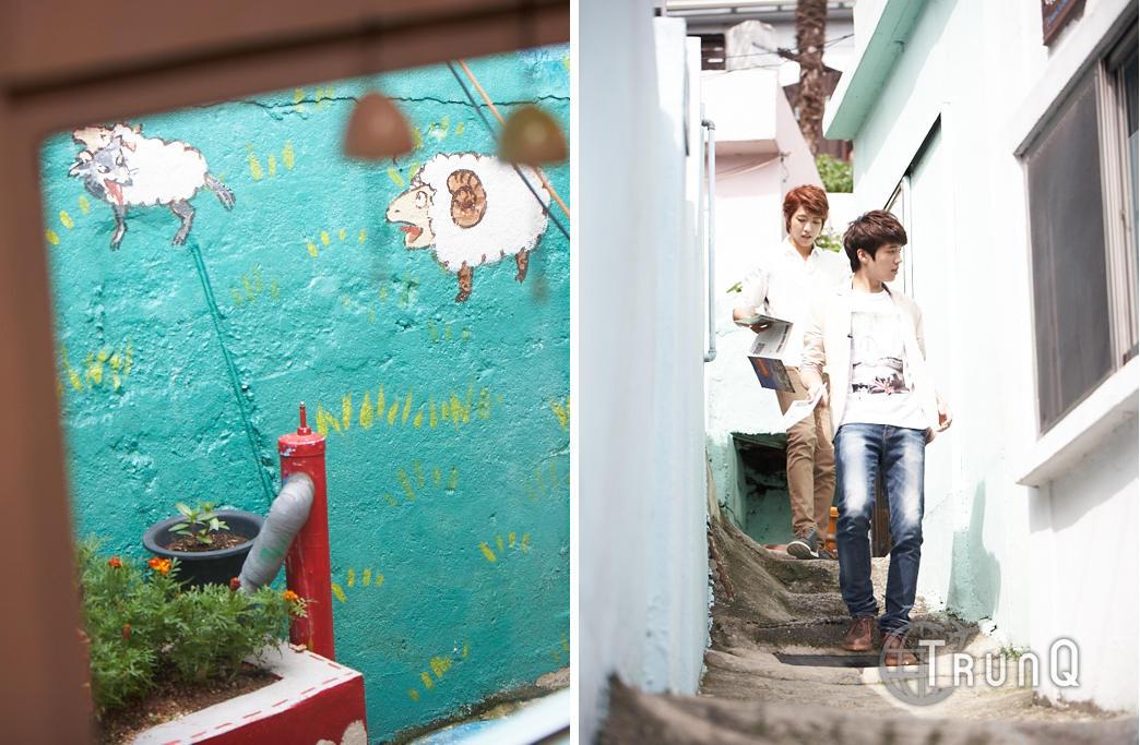 INFINITE Sungyeol and Woohyun