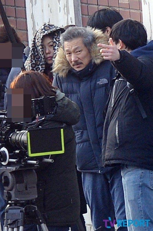 Hong Sang Soo & Kim Min Hee