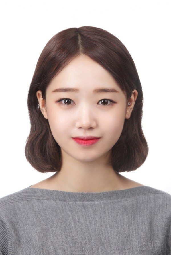 IOI IOI Choi Yoojung's passport photo