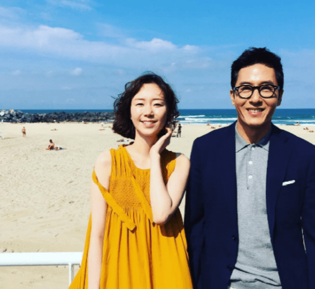 Lee You Young & Kim Joo Hyuk