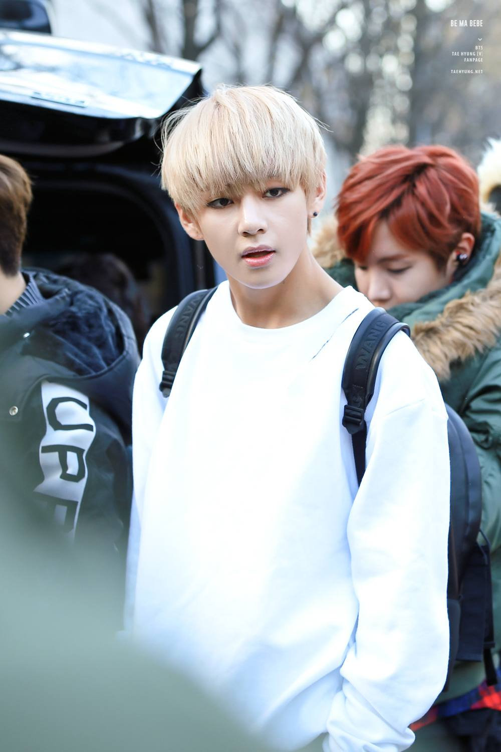 7 Of Bts V S Most Outrageous Hair Colors Koreaboo
