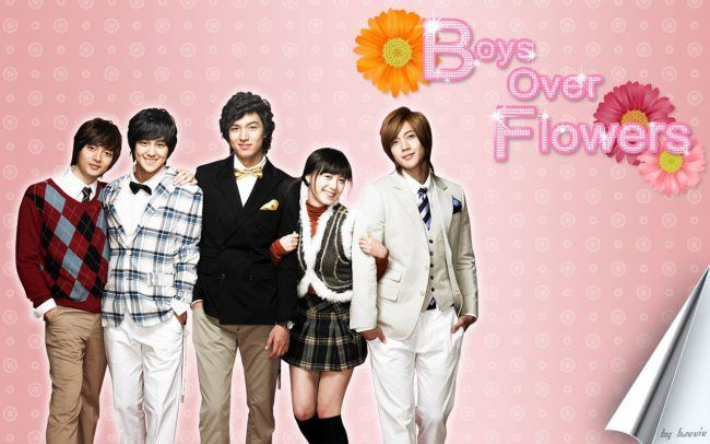 Boys over Flowers is a classical K-Drama.
