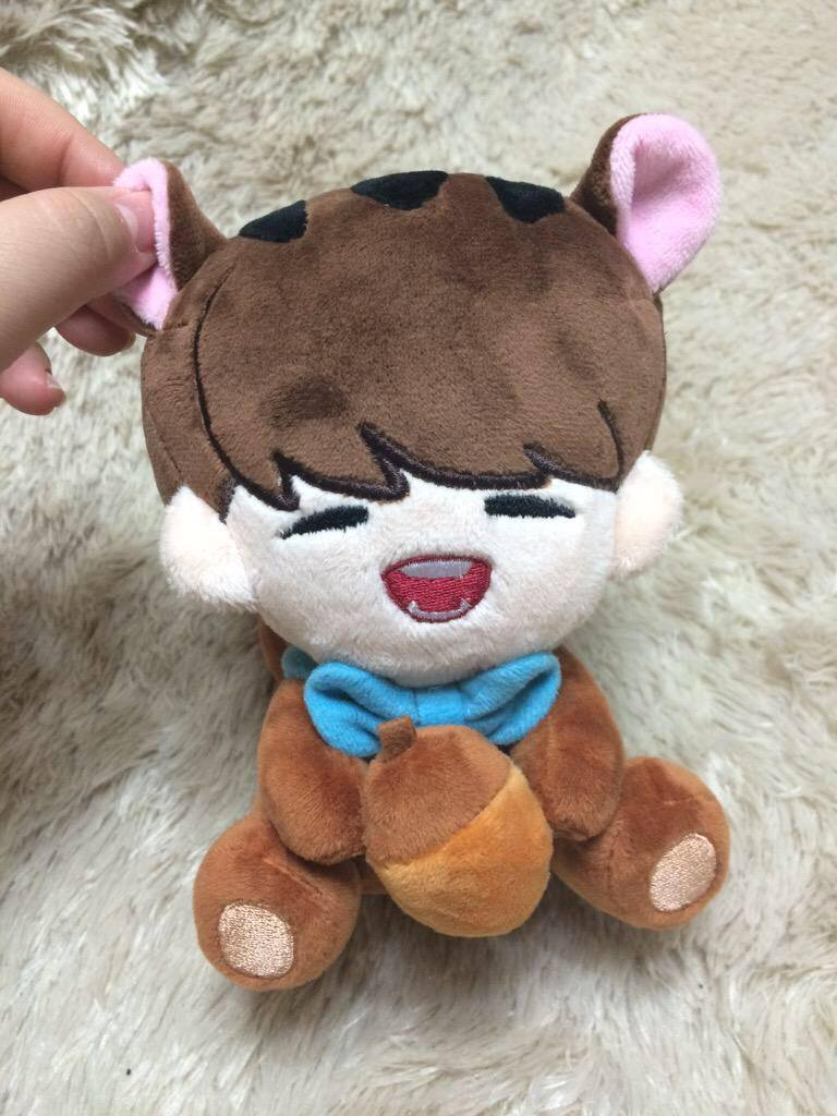 Look at this adorable doll! **Source:남우현91트리
