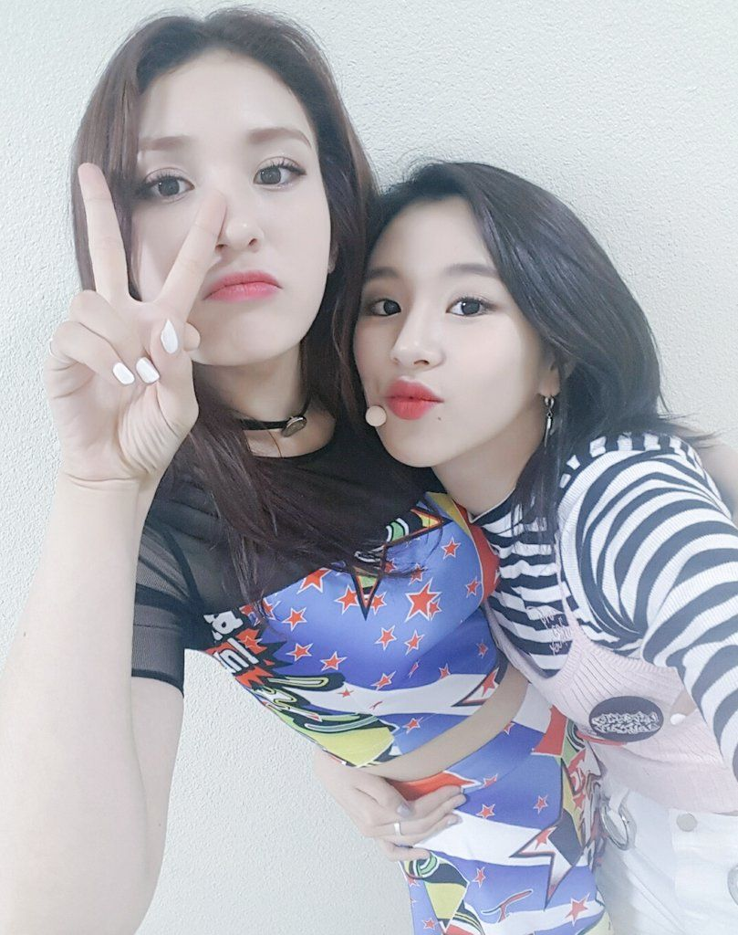 Chaeyoung, Somi