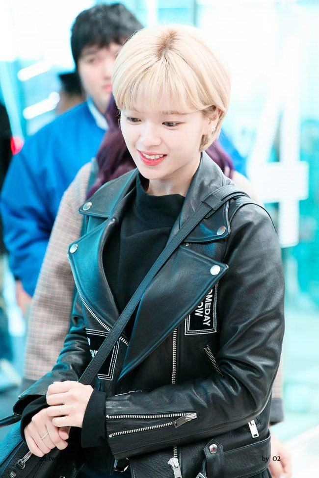 TWICE's Jeongyeon Makes Fans Fall In Love With Sudden Hair Transformation