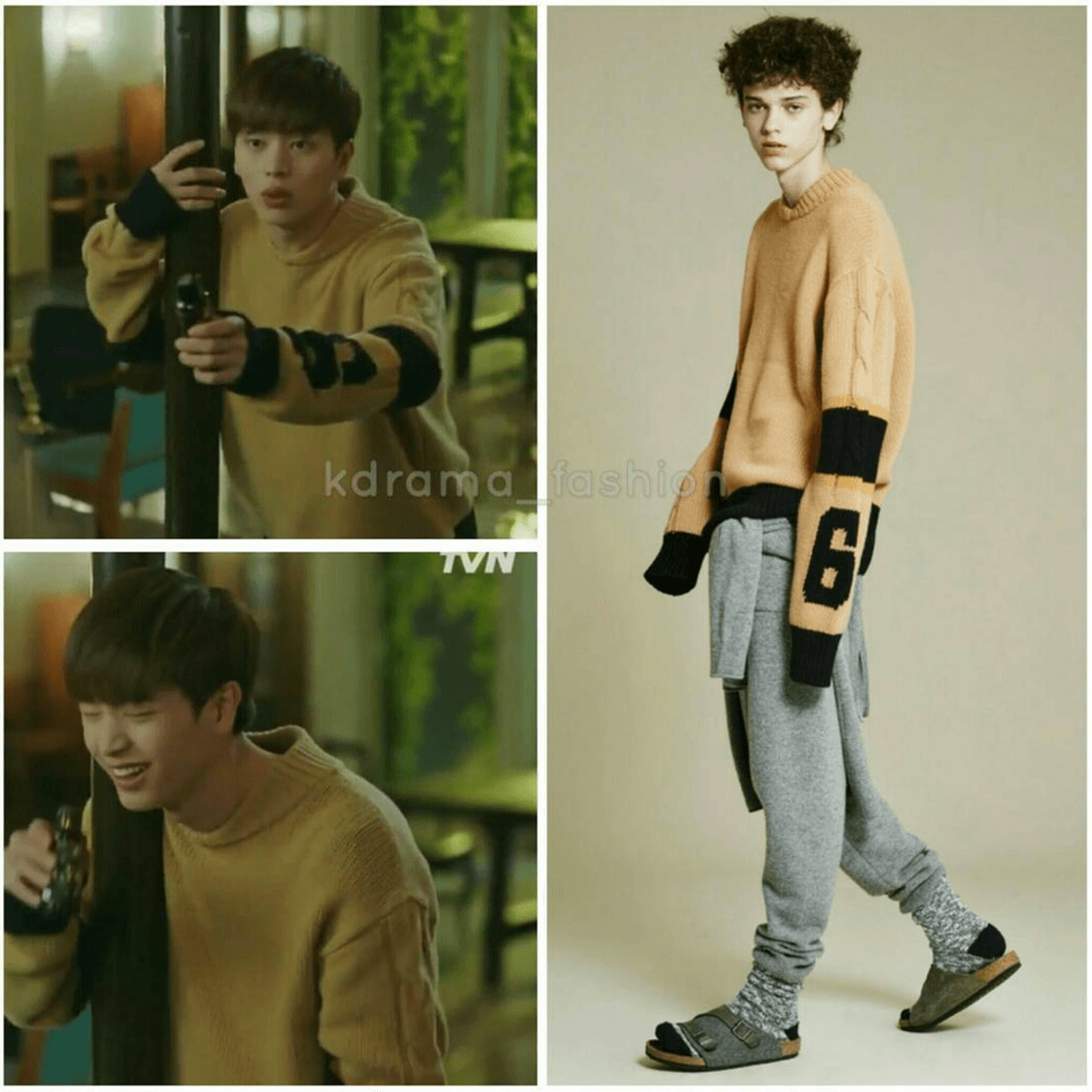nohant-numbering-knit-sweater-mustard