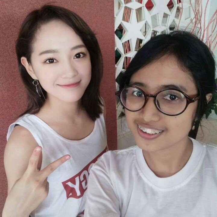 Sejeong short hair
