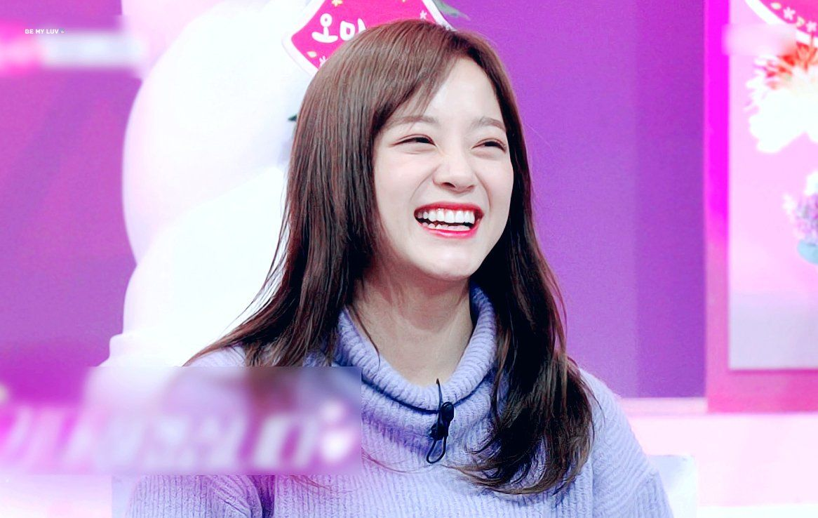 Sejeong long hair