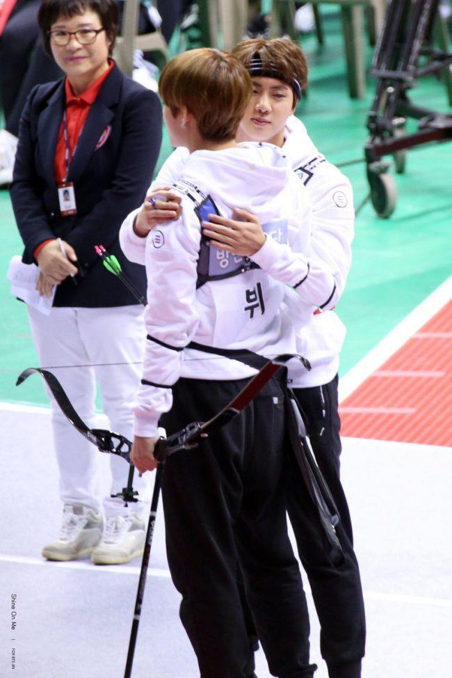 Jin and V at ISAC