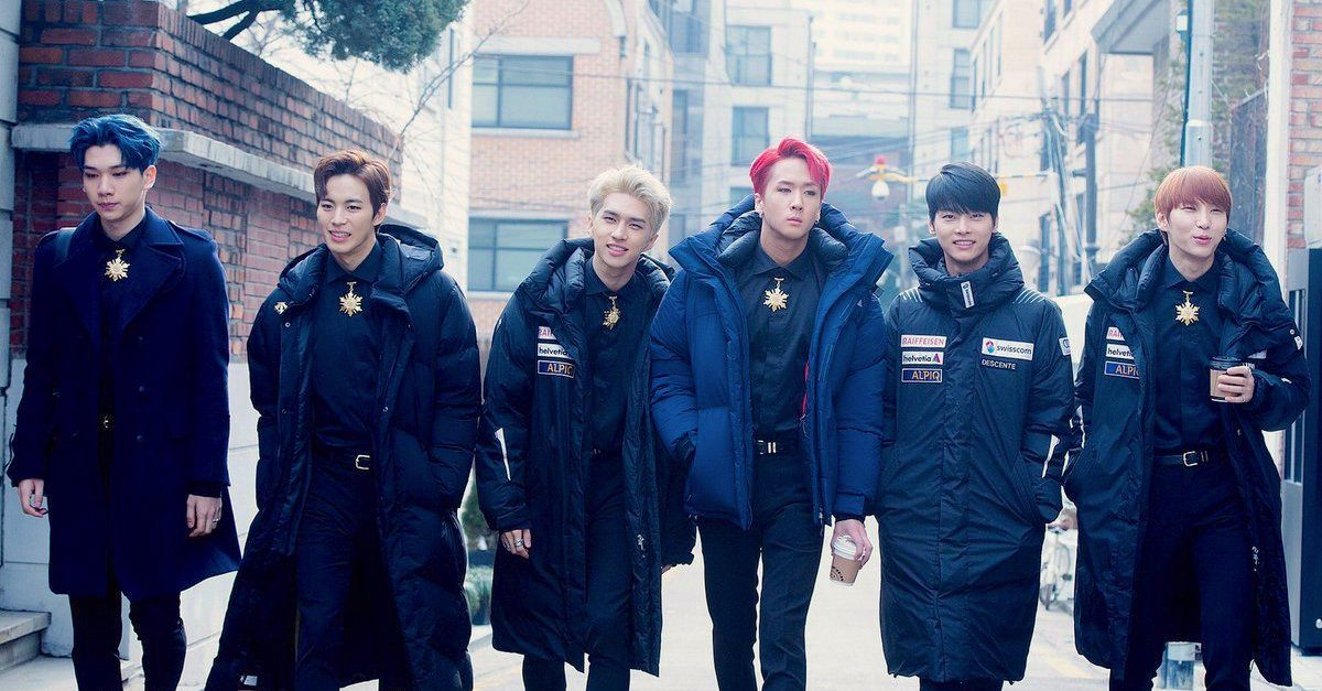 VIXX wishes fans a Hap...