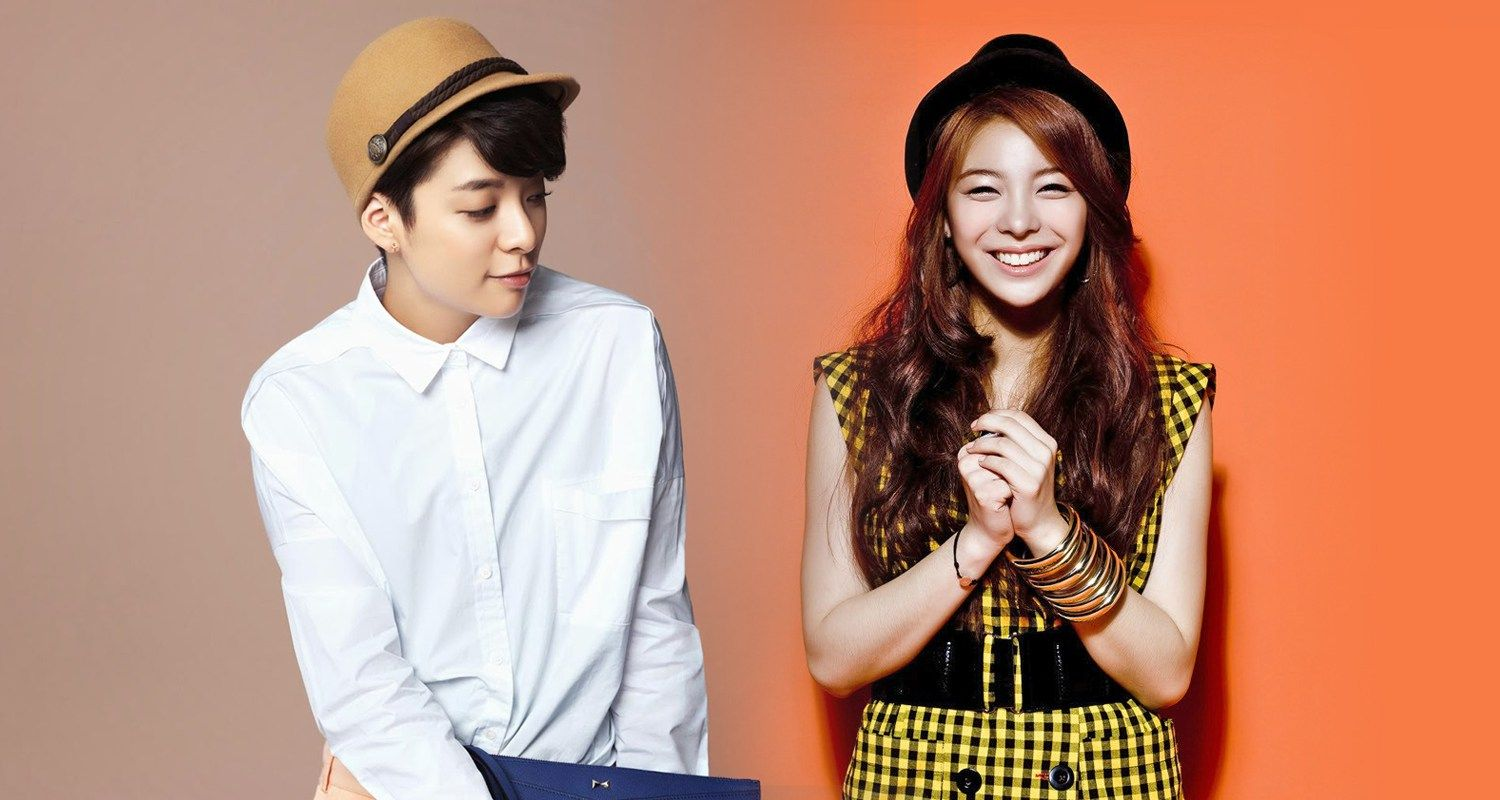 Ailee and amber dating on american