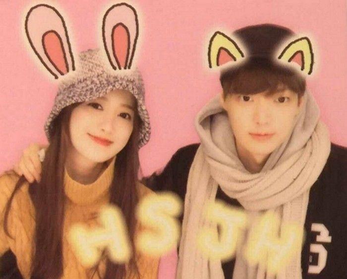 Goo Hye Sun & Ahn Jae Hyun