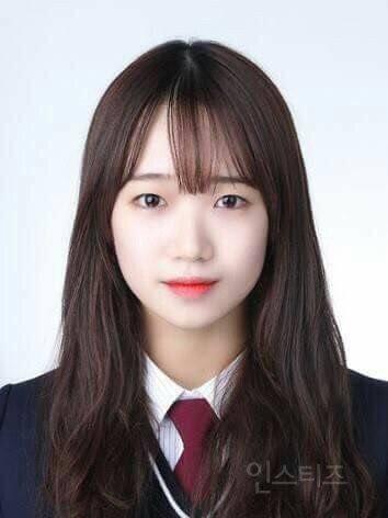 IOI Choi Yoojung's school ID photo