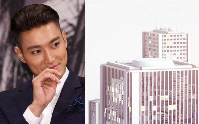 choi si won building