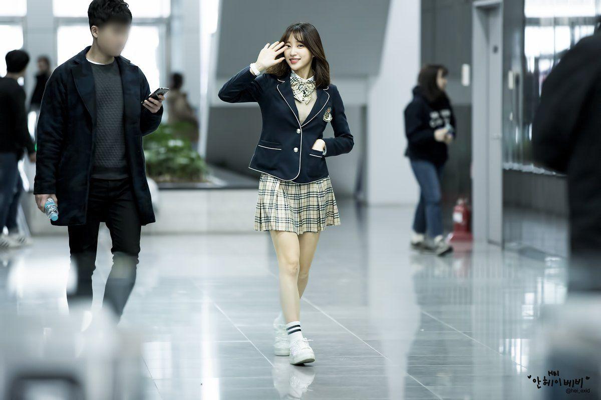 exid-hani-uniform