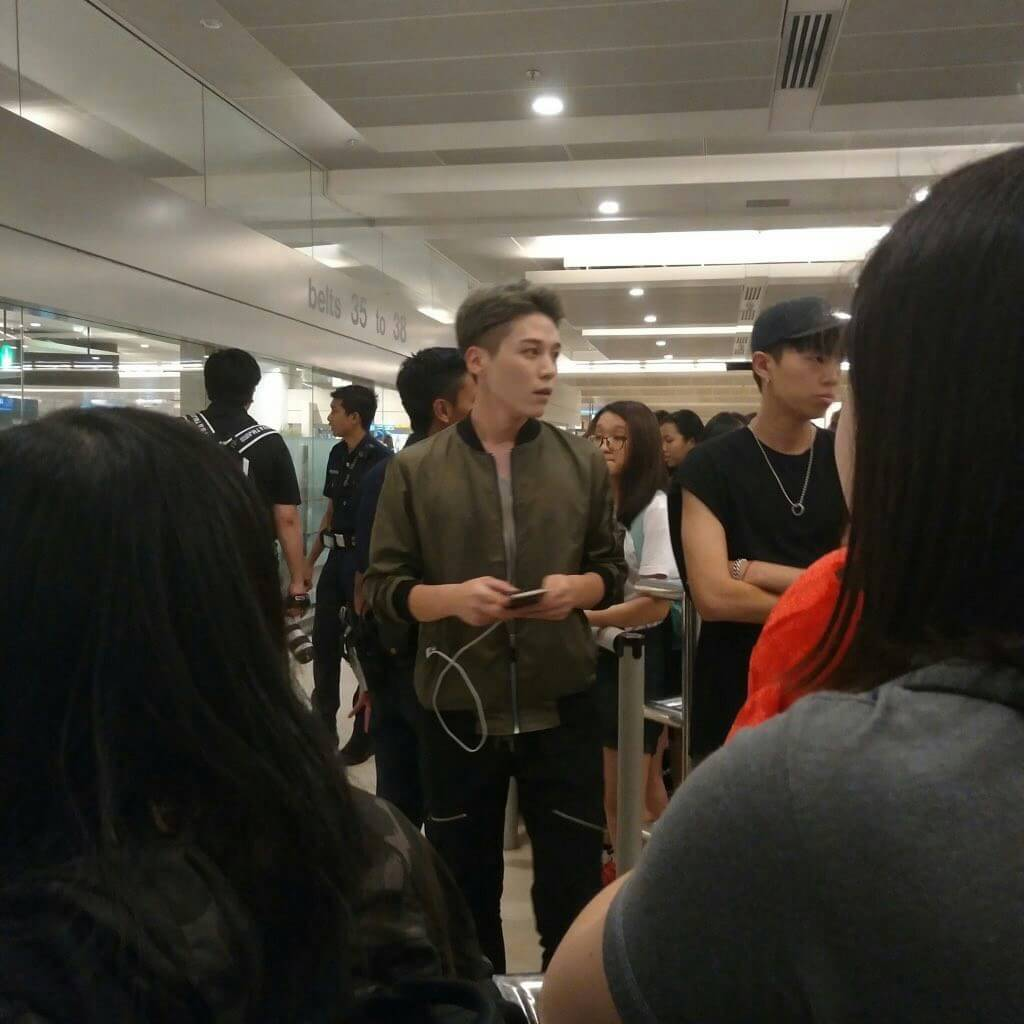 GFriend Manager airport
