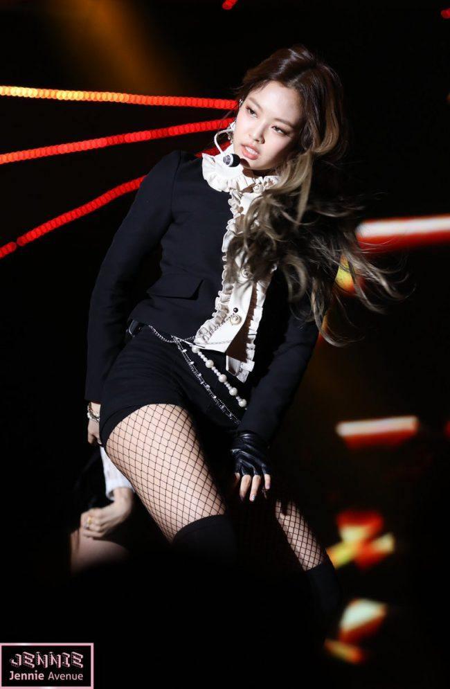 jennie-Jennie at the Gayo Daejeon