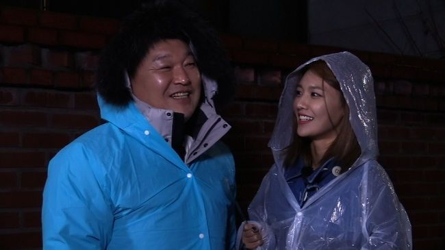 Kang Ho Dong is able to get Sooyoung to spill on her relationship with her boyfriend