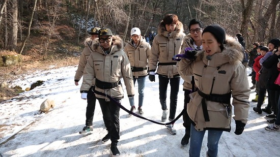 "Song Ji Hyo : The first episode to design a ""Member's Week"""