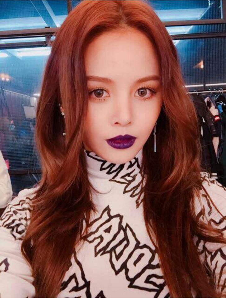 Hyuna Transformed Clc Sorns Style For New Comeback Koreaboo