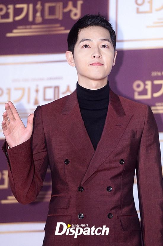 Song Joong Ki In Talks To Appear In Upcoming Netflix Zombie