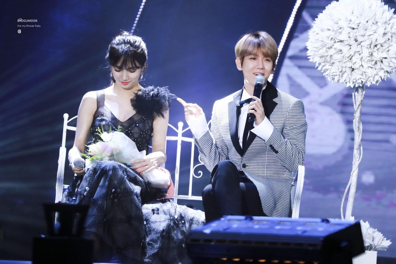 Baekhyun & Suzy 3
